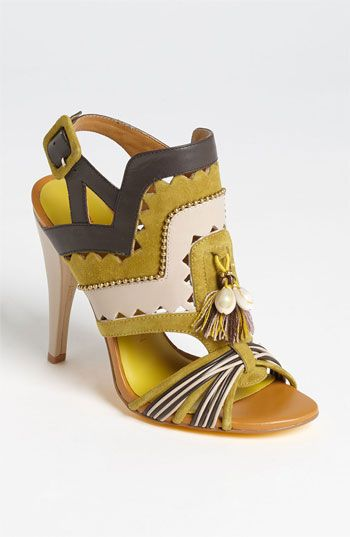 Blonde Ambition  Regata Sandal