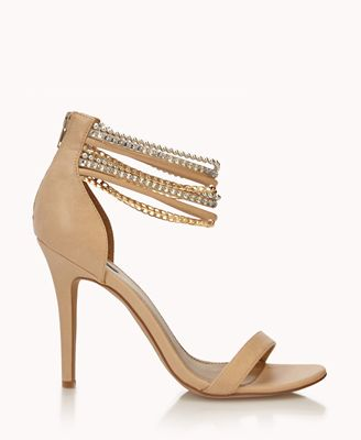 Forever 21  Statement-Making Stiletto Sandals