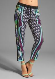 Clover Canyon  Graphic Flowers Pant