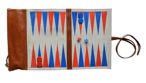 Clare Vivier Backgammon Set