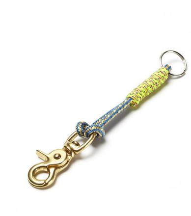 Wittmore Move Slightly Nylon Keychain
