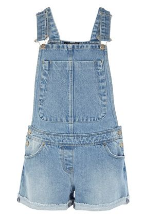 Warehouse Shorts Dungarees
