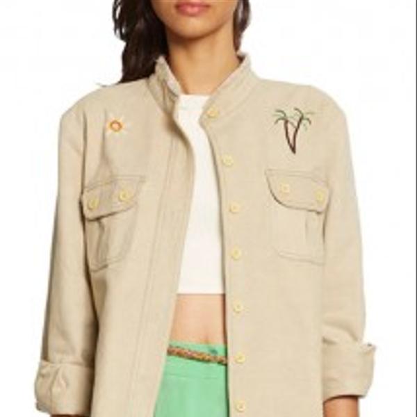 Mara Hoffman Beaded Jacket