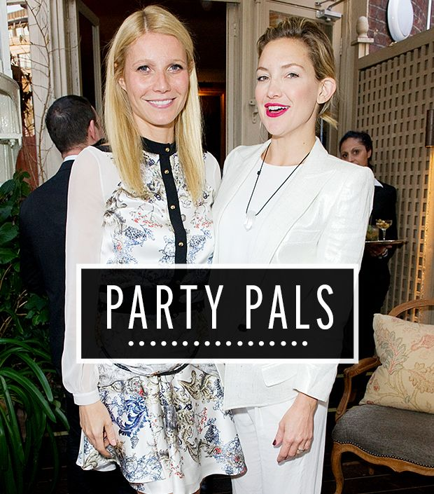 Party Pals: See The Stylish Stars Who Socialize Together