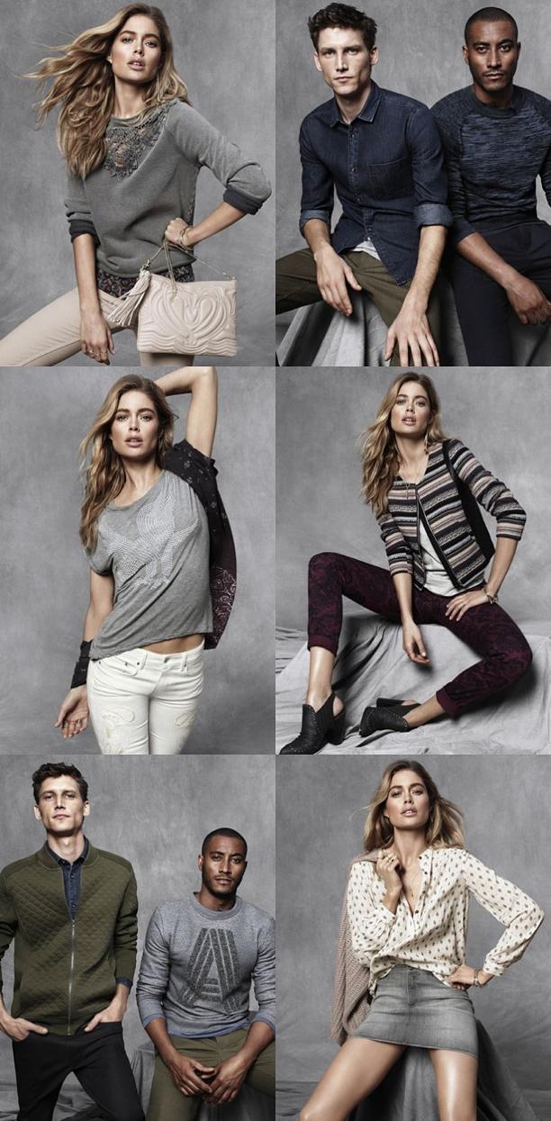 H&M | Fall 2013 Campaign