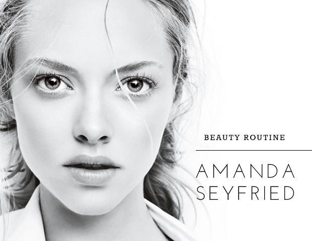 Beauty Routine: Amanda Seyfried