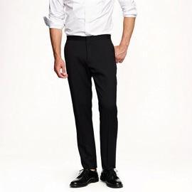 J.Crew  Men's Ludlow Slim Tuxedo Pant