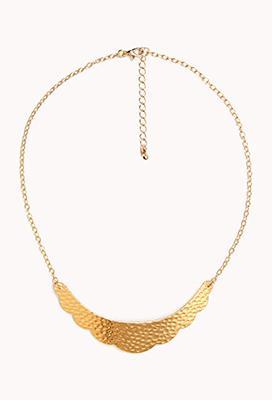 Forever 21 Femme Bib Necklace