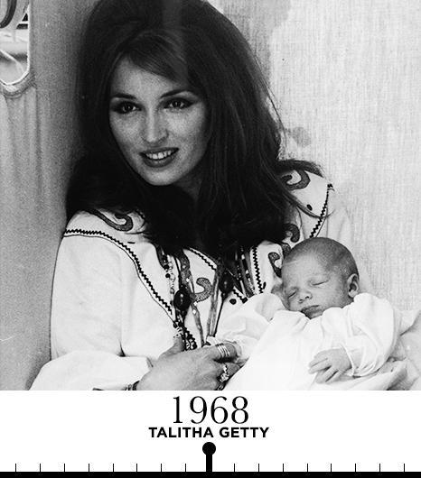 Talitha Getty