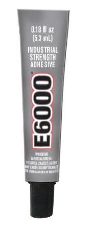 E-6000  Adhesive