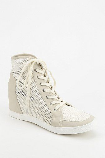 Deena & Ozzy  Mesh Hidden Wedge
