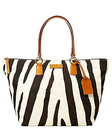 Dooney and Bourke  Large Tulip Shopper