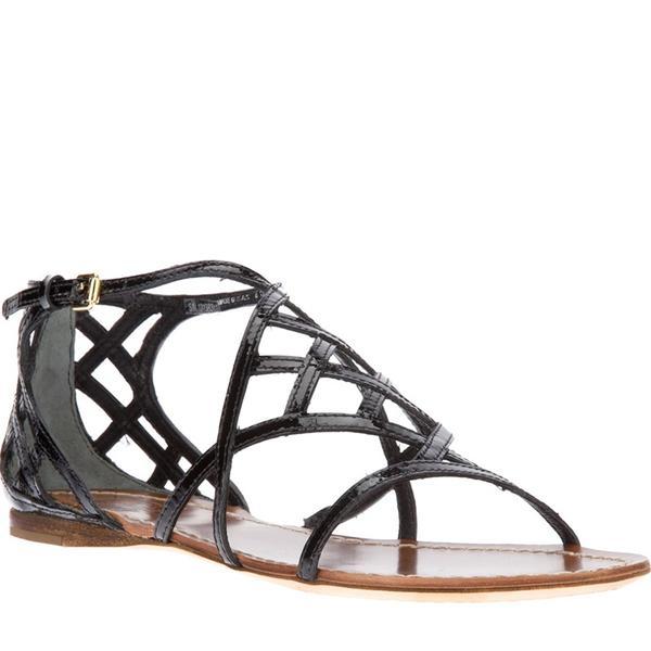 Tory Burch  Strappy Flat Sandal