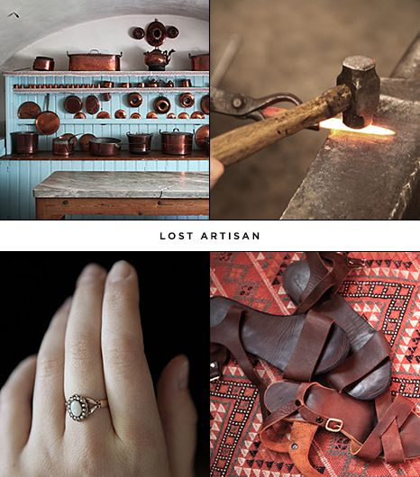 Blog: Lost Artisan 