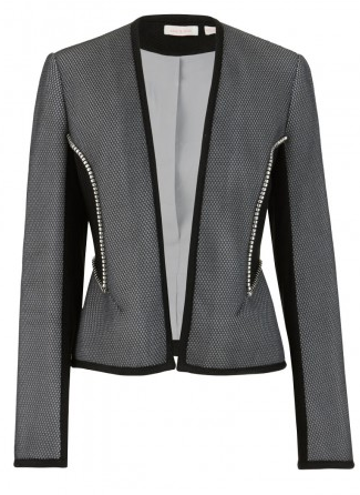 Sass and Bide Not the Enemy Embellished Jacket