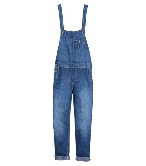 Big Star Heather Overalls