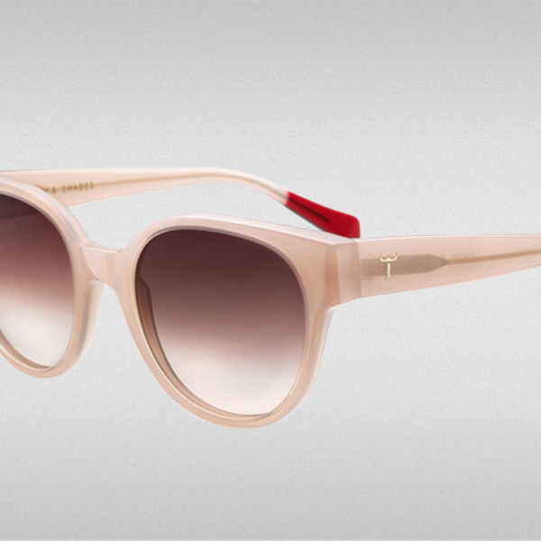 Triwa Peach Thelma Sunglasses