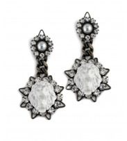 Fenton Fenton Shinde Lion Drop Earrings
