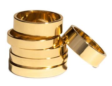 H&M 6 Pack Rings