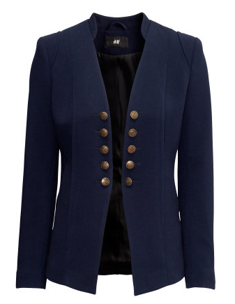 H&M Jacket Without Lapels