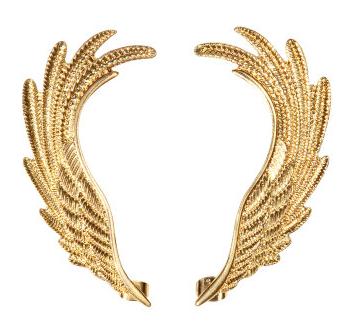 H&M Earrings with Earcuffs