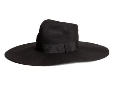 H&M Floppy Brimmed Hat