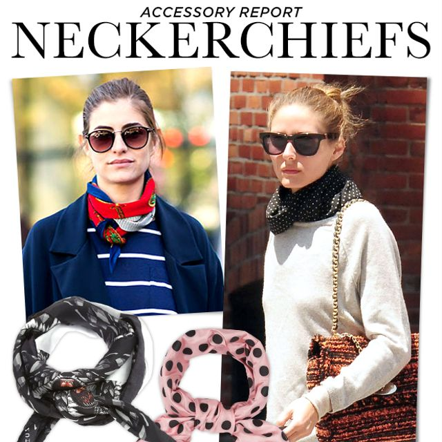 Neckerchiefs: The Transitional Trend You Should Try Now
