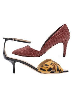 20 Cute Heels Under 3 Inches: Shop 'Em All!