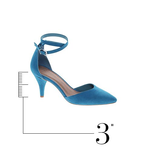how to walk in 3 inch heels