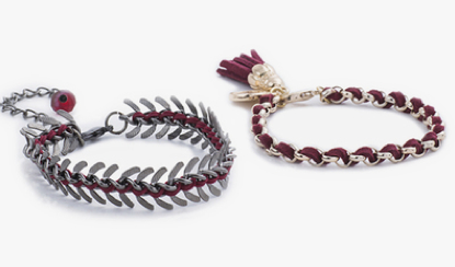 JewelMint Festival Duo Bracelets