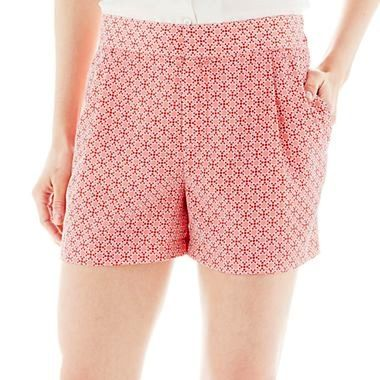 Joe Fresh  Print Soft Shorts