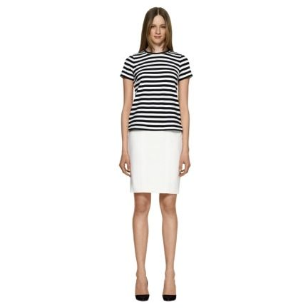Club Monaco  Payton Striped Tee