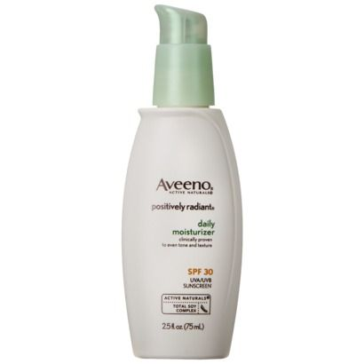 Aveeno Aveeno Positively Radiant Daily Moisturizer Broad Spectrum SPF 30