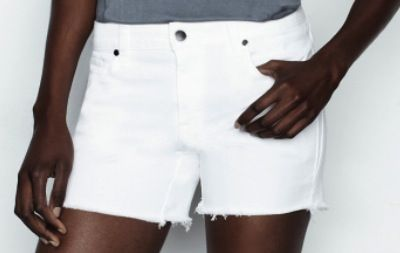 Genetic Denim Genetic Denim The Ava Pale Shorts