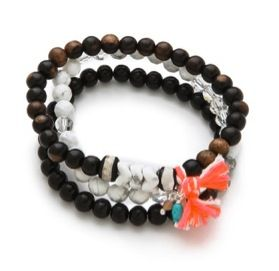 Chan Luu Chan Luu Beaded Bracelet Set
