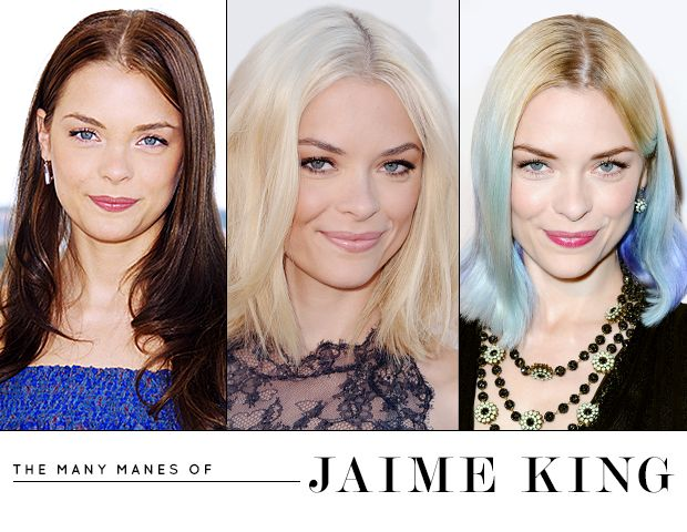 Hair Nostalgia with Jaime King