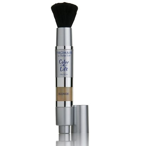 TruHair Colour-n-Lift Powder Brush in Blonde