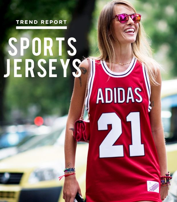 Sport Authority: Why Jerseys Are Getting Major Play This Season