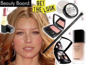 Get the Look/Jessica Biel
