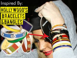 Hollywood's Bracelets & Bangles