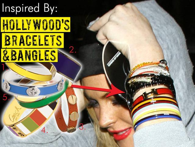 Hollywood's Bracelets & Bangles