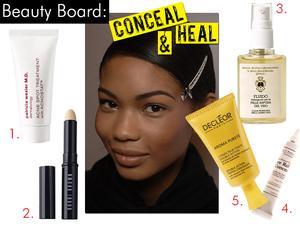 Conceal & Heal