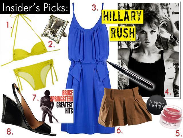 Hillary Rush