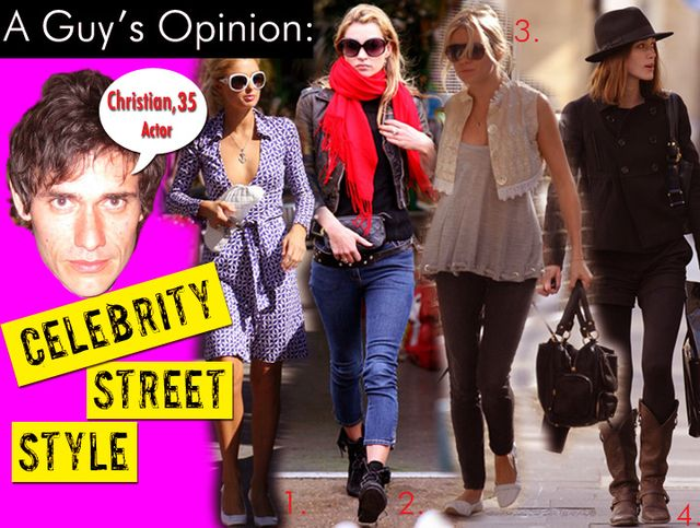 Celebrity Street Style/March 22nd
