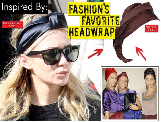 Fashion's Favourite Headwrap