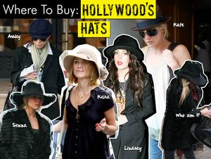 Hollywood's Hats