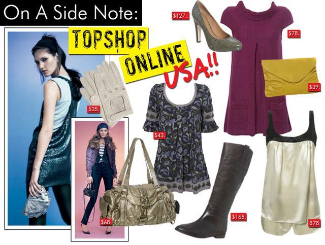 TopShop Online
