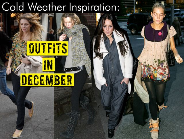 Outfits In December