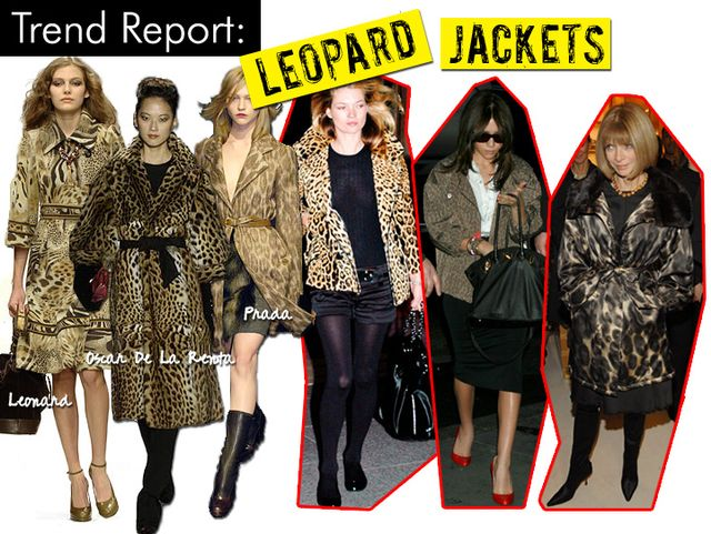Leopard Jackets