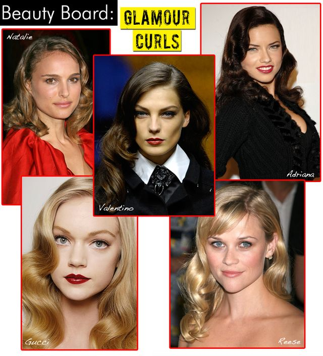 Glamour Curls